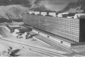 В. Л. Глазычев. Проекты и программы (МНИИТЭП, Гипрогор, Гипронии). 1973