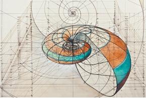Золотое сечение: альбом-раскраска венесуэльского архитектора Рафаэля Араухо
