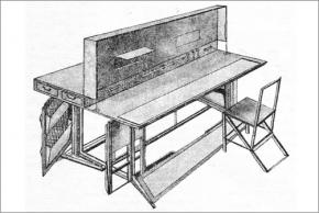 Архив: Конструктивизм в арматуре повседневного быта. 1926