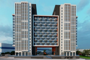 В Московской области построят гостиничный комплекс в форме буквыН