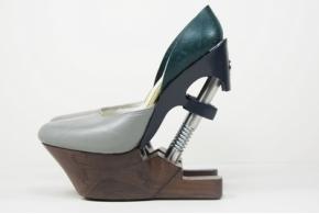 Сильвия Фадо представила коллекцию туфель на высоком каблуке, амортизирующих толчки при ходьбе