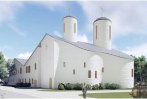 Итоги конкурса «Проект православного храма вместимостью 300, 600 и 900 человек с приходским комплексом»