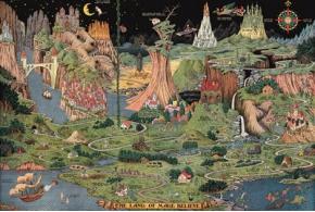Jaro Hess. The Land of Make Believe. 1930