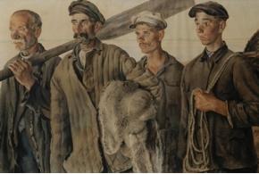 Против формализма и натурализма в живописи. 1936
