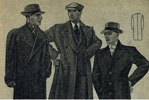 Костюм и пальто: модные фасоны 1937 года