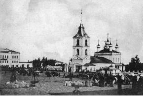 М. В. Курочкин. Архивные исследования Вознесенского собора в городе Сарапуле