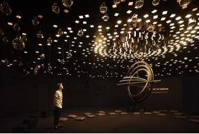 Звезды мирового светодизайна, Art & Science и мультимедиа на Новой сцене Александринского театра