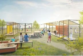 Итоги конкурса концепций общественной площадки для поселков городского типа