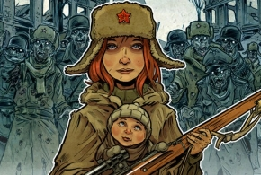 Зомби в Сталинграде. 1943