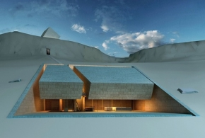 Meditation House. MZ Architects