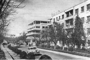 Архитектура СССР. 1917—1932. Градостроительство