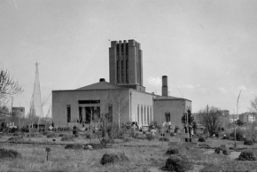 Первый московский крематорий и его значение