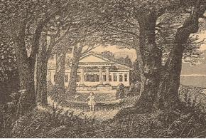 Темные стороны наемных дач и выгода строить собственные дачи. Наброски архитектора Полуянского. 1894
