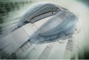Лекция Дэймона Лавеля «Стадионы будущего: новый взгляд на форму и содержание»