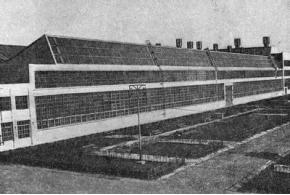 И. Антипов, Б. Варгазин. Проблема детали в архитектуре промышленного ансамбля. 1936