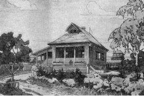 О. А. Вутке. Об архитектуре колхозного жилища. 1936