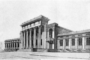 Р. Я. Хигер. Общественные сооружения в колхозах. 1936