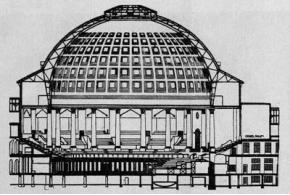 Г. А. Цвингман. Основные типы куполов, их конструкция и архитектура. 1936