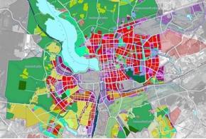 Проект внесения изменений в Генеральный план города Ижевска