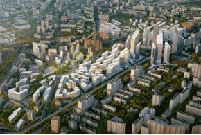 20 проектов конкурса концепций реновации жилых кварталов Москвы
