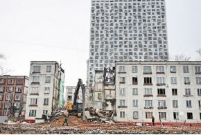 Финалисты конкурса и адреса экспериментальных площадок реновации жилищного фонда в Москве