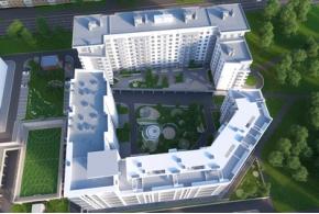 Многофункциональный комплекс в Ижевске получил серебряный диплом рейтинга «Золотая капитель 2017»