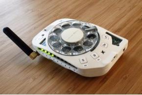 Rotary Cellphone: даунгрейд до мобильного Open Source антисмартфона с дисковым номеронабирателем