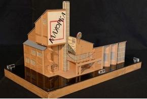Выставка «Русское деревянное. Взгляд из XXI века» в музее-заповеднике «Лудорвай»