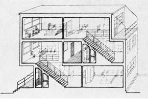 Н. Милютин. Социалистическая планировка городов и новое жилье. 1931