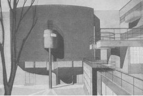 Архив СА: Конструктивизм в архитектуре. Доклад М. Я. Гинзбурга. 1928