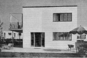 Архив СА: Современное жилье. 1928