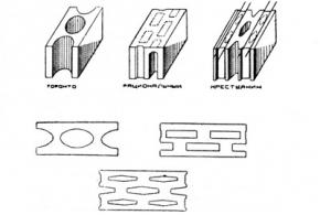 Архив СА: Последние достижения в строительстве из бетонитовых камней. 1928