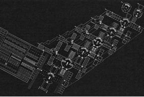 Л. Комарова и Н. Красильников. Метод исследования формообразования сооружений. 1929