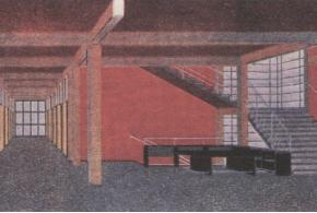 Архив СА: Гинзбург М. Я. Цвет в архитектуре. 1929