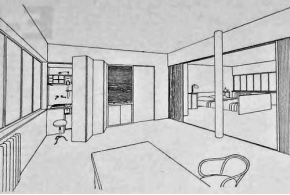 Архив: Рационализация кухни. 1929