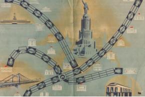 Инженер С. Розанов. Московский метрополитен. 1928