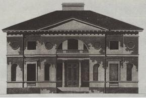 Собрание фасадов, Его Императорским Величеством Высочайше апробованных для частных строений в городах Российской Империи. — Часть ІІ. 1809
