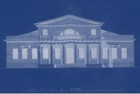 Собрание фасадов, Его Императорским Величеством Высочайше апробованных для частных строений в городах Российской Империи. — Часть ІІІ. 1812