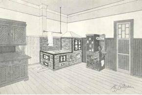 В. Г. Стори. Мотивы отделки комнат. Выпуск 2-й. 1915