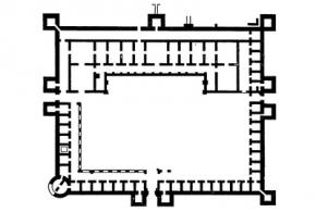Архитектура Римской империи: градостроительство; строительные материалы, техника и конструкции