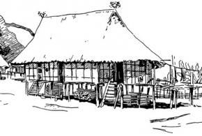 Архитектура Вьетнама до середины XIX века