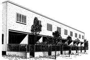 Архитектура Испании XX века
