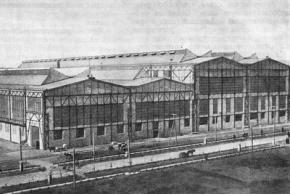Архитектура СССР 1933—1941 гг. Архитектура промышленных сооружений