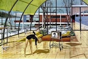 «Дом будущего»: серия рисунков Чарльза Шридде для Motorola