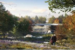 Победители конкурса концепций парка «Тучков буян» в Петербурге