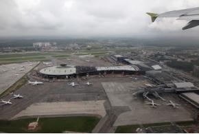 «Идея перемещения в воздухе легла в основу архитектурной концепции терминала»: интервью с Леонидом Борзенковым