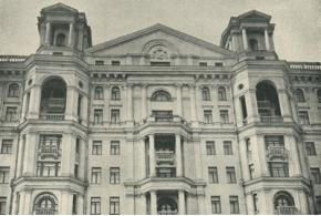 Володин П. А. Новые жилые дома. 1952