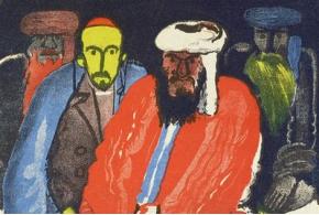 А. Введенский. Подвиг пионера Мочина. Рисунки В. Ермолаевой. 1931