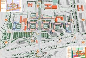 Конкурсные проекты ЖК «Покровский» в Ижевске: проект под девизом 062463