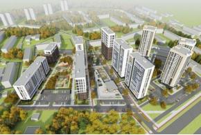 Конкурсные проекты ЖК «Покровский» в Ижевске: проект под девизом 100507